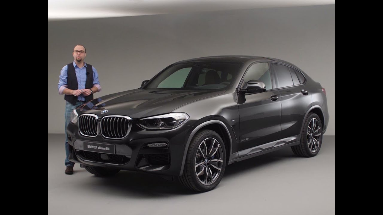 BMW X4 2018 Presente Par LAuto Journal