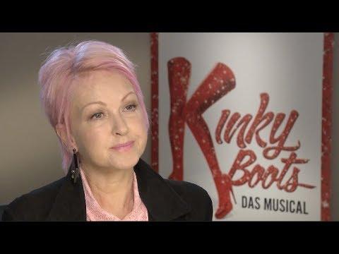 Kinky Boots - Das Musical: Cyndi Lauper, de vrouw achter het succes