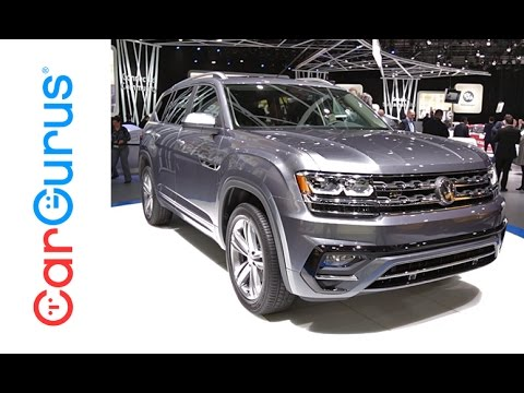 2018 Volkswagen Atlas | CarGurus Impressions