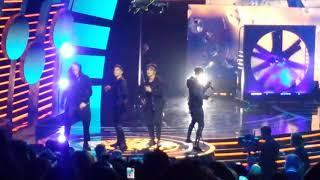 "BECKY G ft.  LESLIE GRACE & CNCO ""DIGANLE"" @ 2018 LATIN AMERICAN MUSIC AWARDS PT.19/43"