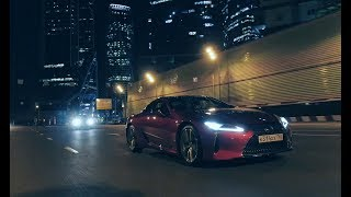 Тест-драйв Lexus LC500 (10-минутная версия) // АвтоВести Online