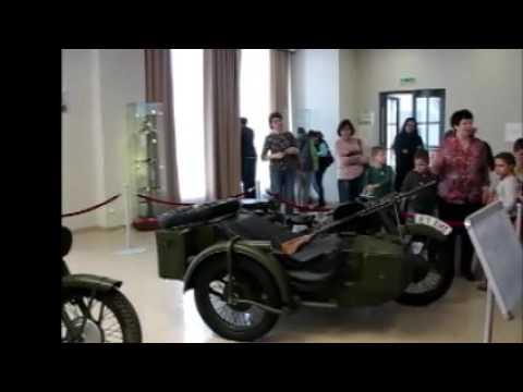 Экскурсия в музей военной техники Боевая слава Урала в городе Верхняя Пышма