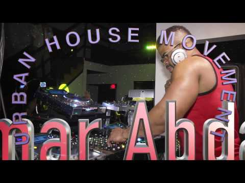 """Soulful groves by """"Omar Abdallah"""" Presented by The Urban House Movement"""