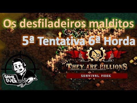 Muro de concreto (5ª Tentativa - 6ª Horda) - They are Billions
