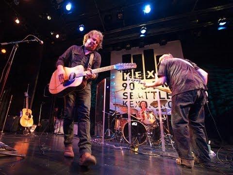 Grant Lee Buffalo - Jupiter and Teardrop (Live on KEXP)