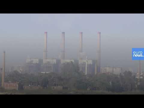 تراجع نسبة التلوث في القاهرة جراء الاجراءات المرتبطة بالحجر الصحي  - 18:59-2020 / 5 / 20