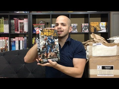 Unboxing: The Captain America Box