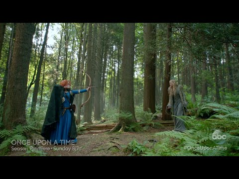 Emma & Merida Face Off  Once Upon A Time