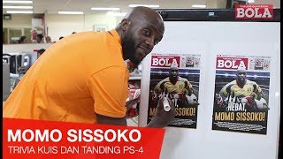 TRIVIA KUIS DAN MAIN PS-4 vs MOMO SISSOKO