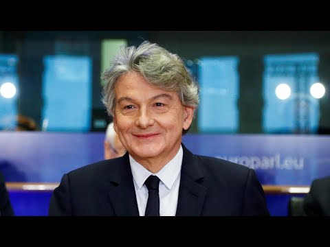 MEPs approve Thierry Breton as France's European Commissioner