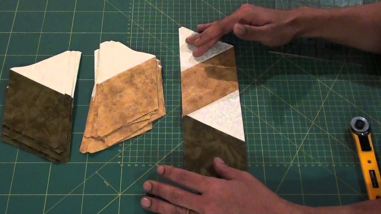 Cubos Em 3d Quilting Baby Blocks Youtube