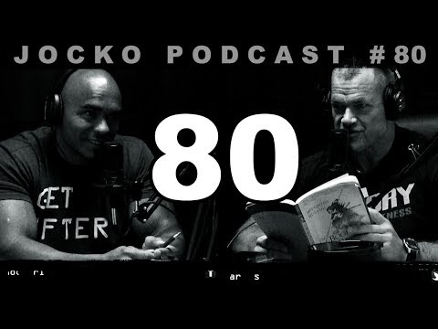 "Jocko Podcast 80 with Echo Charles - Musashi, ""The Book of Five Rings"""