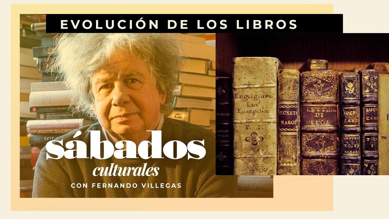 Evolución de los libros | Sábados Culturales