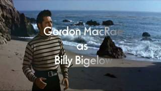 """(HD 720p)  """"Billy's Soliloquy"""" From R&H Carousel,  Gordon MacRae"""