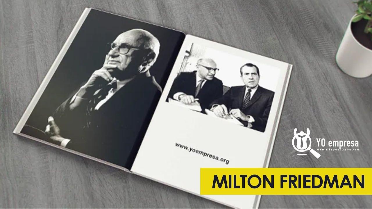 Milton friedman | Monetarista | Premio Nobel Economía 1976