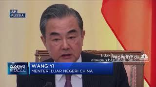 Jalinan Kerja Sama China - Rusia Seiring Meningkatnya Ketegangan AS - Iran