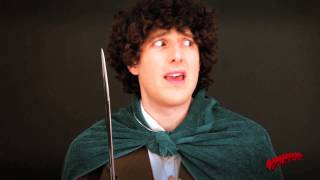 The Lord of the Rings Theme Song - Goldentusk