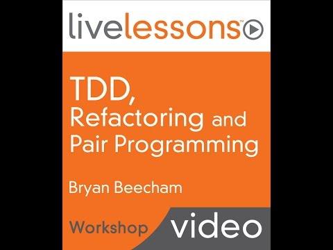 Test Driven Development, Refactoring and Pair Programming: Incremental Design