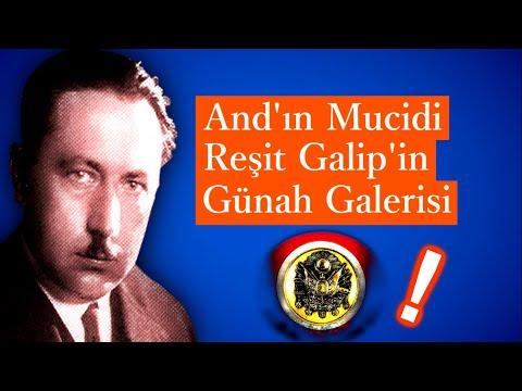Kafatasçı Dr. Reşit Galip'in Bilinmeyen Dünyası ~ Türkçe Ezan ve Andımız