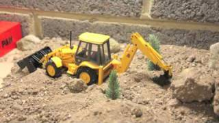 Repeat youtube video JCB Stop Motion Animation