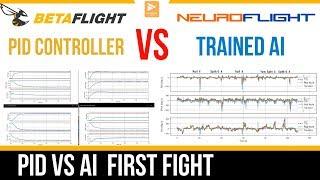 PID Controller VS Artificial Intelligence // Betaflight Neuroflight