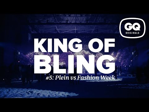 Philipp Plein Vs. Fashion Week |  KING OF BLING #5  | GQ Originals