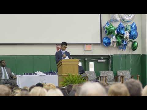Deerlake Middle School - Harshil Pahuja