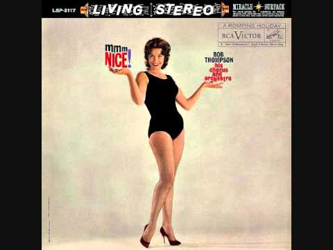 Bob Thompson - Mmm nice (1960)  Full vinyl LP