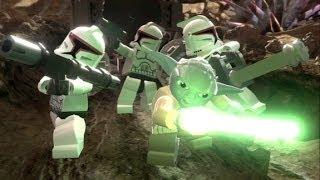 LEGO Star Wars III: The Clone Wars Walkthrough - Part 15 - Ambush!