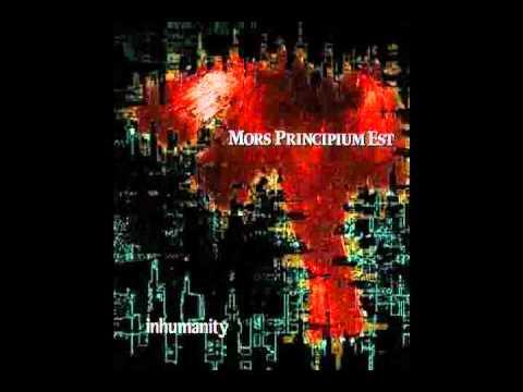 Mors Principium Est - The Lust Called Knowledge /w lyrics.wmv