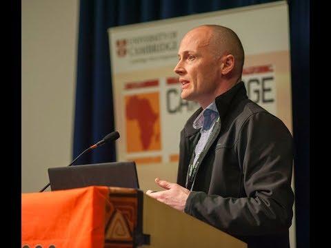 Professor Ian Goodfellow's presentation, Cambridge Africa Day, 1st May 2018