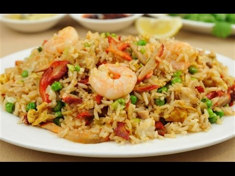 Classic Special Fried Rice | One Pot Chef - YouTube