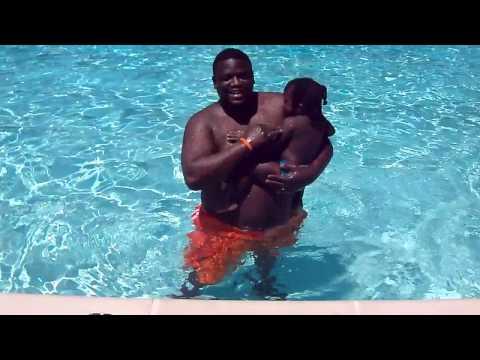 Baby Fall In Pool Doovi