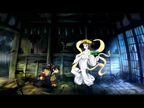 [PS Vita] Muramasa Rebirth - [Arashimaru] - Boss: Shiranui