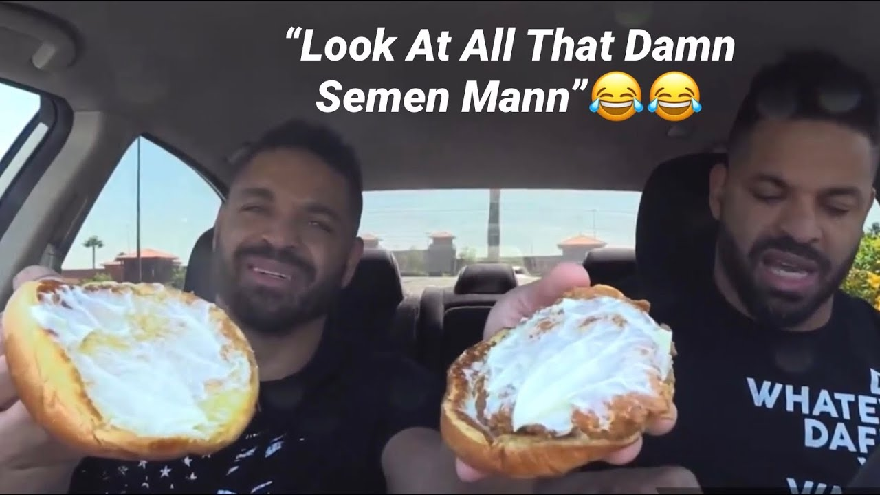 """Hodgetwins """"Complaining About SEMEN/WHITE STUFF In Their Food"""" Funny Moments"""