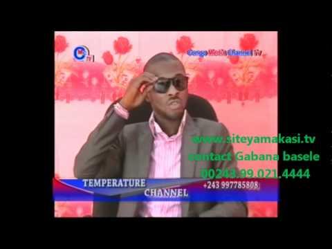 GABANA BASELE Reçoit Heritier wata mpo ozala stars il faut baloba que oza na sida...