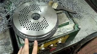 Процесс изготовления грануляторов. Пресс гранулятор купить 0953095283.(, 2018-02-02T21:57:50.000Z)