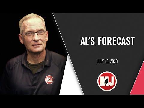 Al's Forecast   July 10, 2020