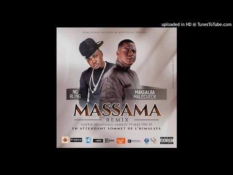 Massama Remix- Makhalba Malecheck  feat NG Bling - Audio Officiel