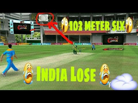 India vs Pakistan, Champions Trophy 2017 (Gameplay) |World Cricket Championship 2 |
