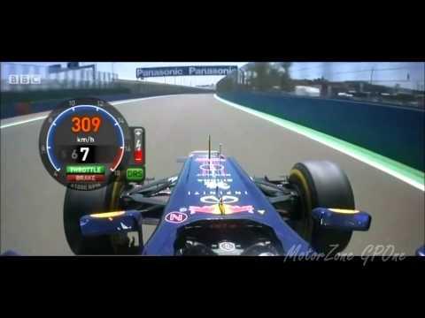 F1 Europa 2012 pole onboard