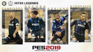PES 2019 - Inter Legends Trailer