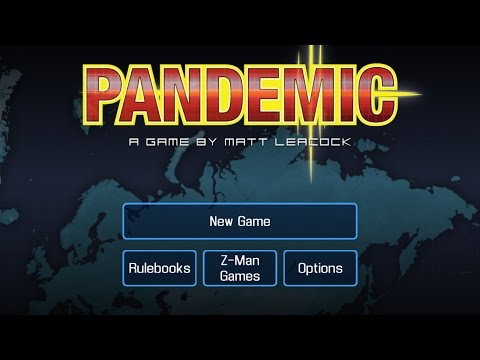 Pandemic: The Board Game - Android Gameplay HD