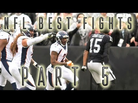 NFL Best Fights Part 5