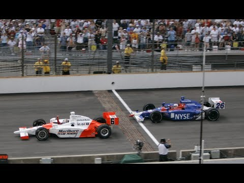 Top 10 Closest Indy 500 Finishes