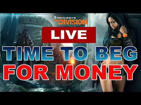 The Division Live stream: YOU KNOW YOU WANNA CLICK! (OPEN GROUP STREAM WITH EXAMPLE™)