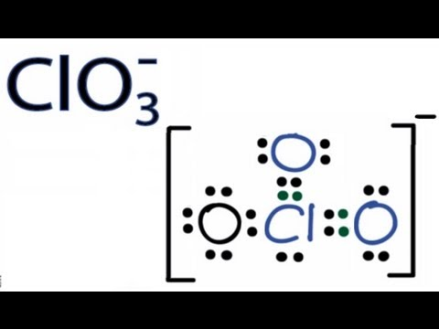 clo3 lewis structure how to draw the lewis structure for clo3 Dot Diagram Co