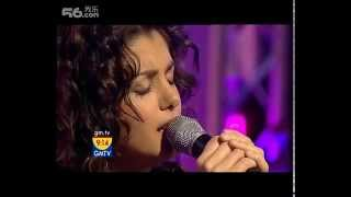 Katie Melua - Nine Million Bicycles Live at GMTV (2005)