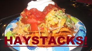 Mini Vlog | Haystacks!!! (food)