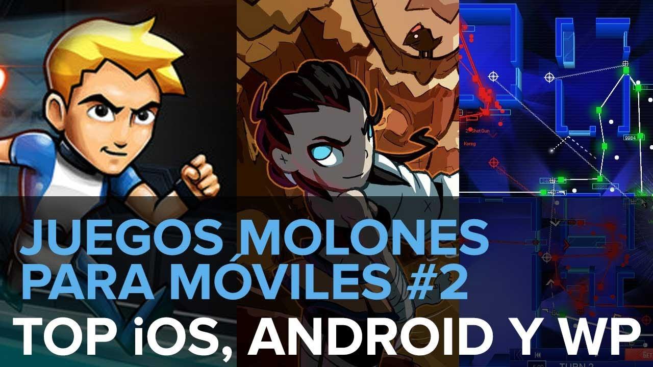 Juegos molones para móviles #2 (iOS, Android, WP): Estrategia hardcore, combos y puños...